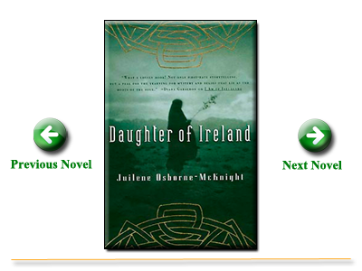 Juilene Osborne-McKnight - Bright Sword of Ireland